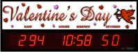 Countdown to St. Valentine's Day