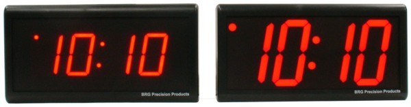 BRG's DuraTime HP Factory Synchronized Clocks are accurate for 20 years
